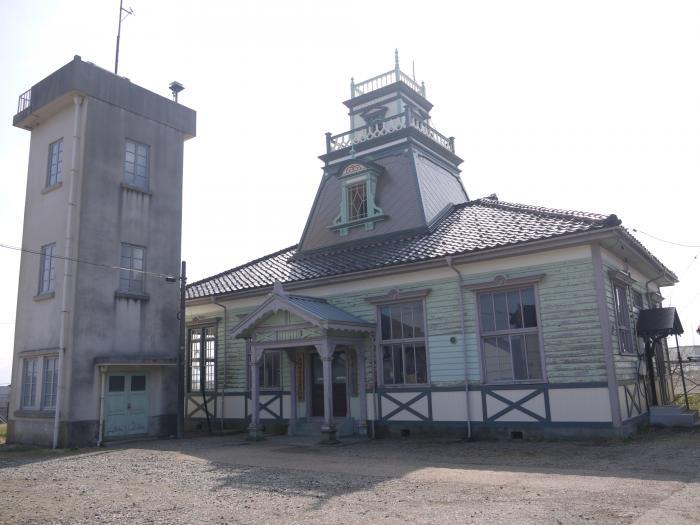 高岡市伏木気象資料館